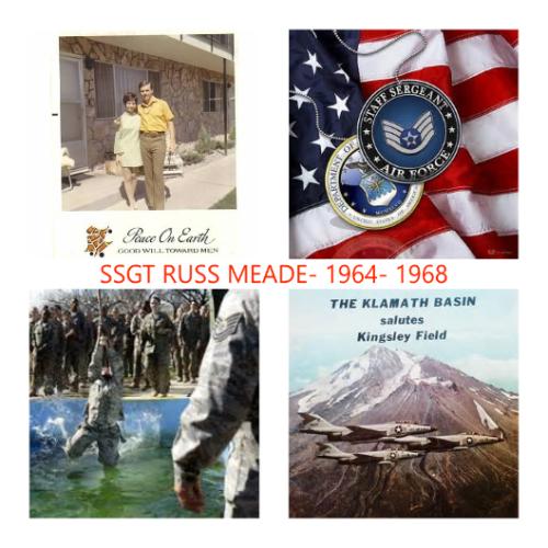 Russ Meade, USAF